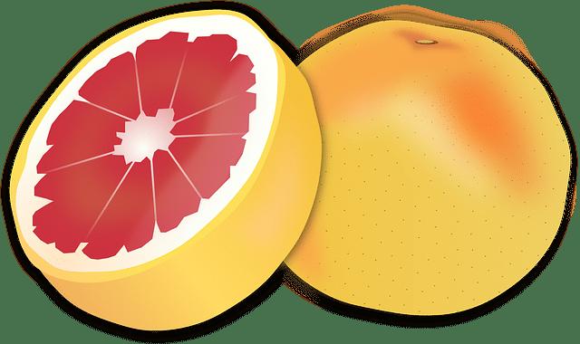 Grapefruit Haut