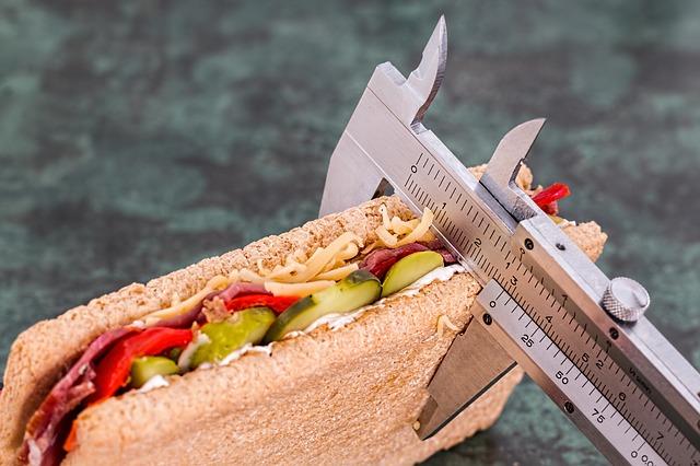 Abnehmen Essen