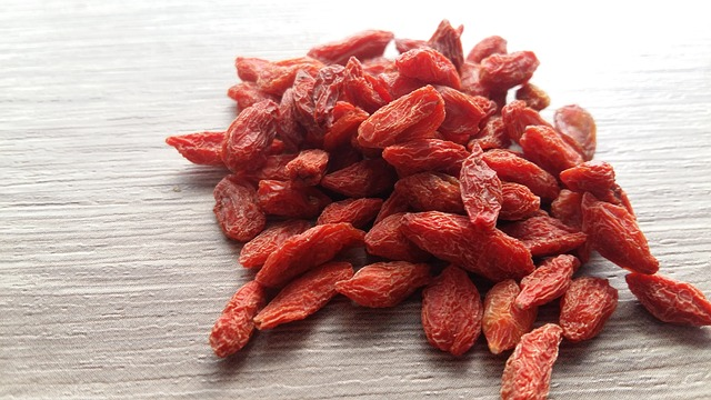 Goji Beeren / SEMSEMS on Pixabay