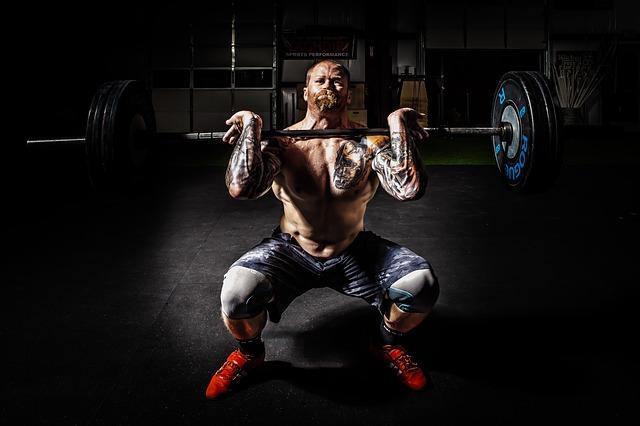 Bodybuilding vegan / Pexels from Pixabay