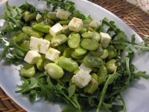 Salat-Favas (6)