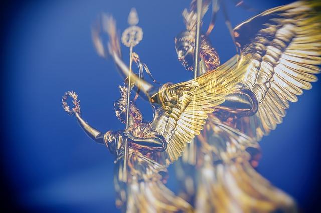 Welche Engel gibt es / Couleur from Pixabay